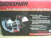 TRADESMAN Bench Grinder BG1500M